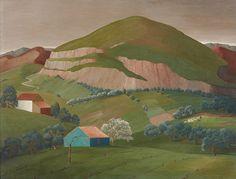 Houghton Cranford Smith, Mountain in France