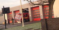 Resultado de imagen de fire engine crash