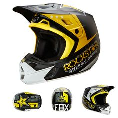 Fox - 2014 V2 Rockstar Helmet
