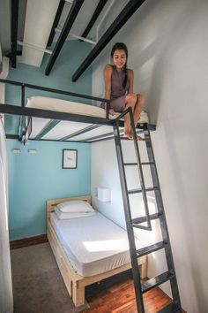 Singapore Hostel Review: 5footway.inn Project Boat Quay