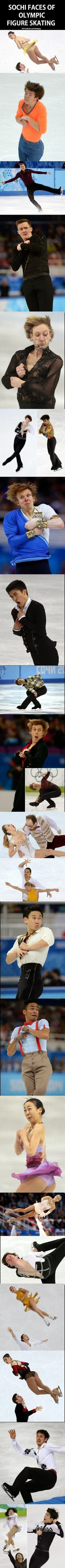 We Ahead: sochi faces of olympic figures skating
