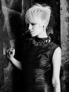 #hair #shorthair #illusionscolorspa #blondes #pixie