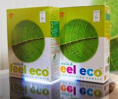 Tři nové možnosti, jak prát eko - feel eco, Batole a ecoleaf - Ekolist. Feelings
