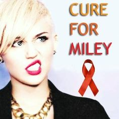 There's A Internet Hoax Going On Right Now To Convince Everyone That Miley Cyrus Contracted HIV