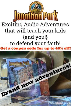 Looking for a fantastic family gift for christmas this year let brand new series from jonathan park creation science audio adventures get up to 40 fandeluxe Gallery