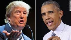 Donald Trump calls Obama 'founder of ISIS' - CNNPolitics.com