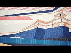 【FORUS】~北陸新幹線~ ようこそ金沢へ | KANAZAWA FORUS Motion Design, Motion Graphics, Movies, Title Sequence, Spotlight, Youtube, Japan, Illustrations, Inspiration