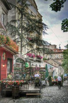 Belgrado, barrio bohemio