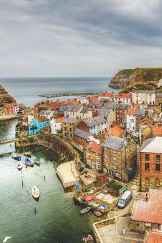 Staithes, North Yorkshire, England | Jon Parkes