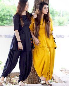 bunaai Stylish Dresses For Girls, Stylish Dress Designs, Simple Dresses, Casual Dresses, Simple Pakistani Dresses, Pakistani Fashion Casual, Pakistani Dress Design, Frock Fashion, Fashion Dresses