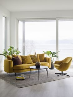 Leaf skiller seg fra mengden av sofaer med sine myke og runde former, og bidrar til at du kan skape et særpreg i ditt hjem. Decor, Furniture, Eames Lounge, Lounge Chair, Home, Eames Lounge Chair, Sofa, Chair, Lounge