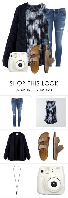 """""""How do you talk to your crush ? Comment below"""" by wander-krn ❤ liked on Polyvore featuring AG Adriano Goldschmied, American Eagle Outfitters, I Love Mr. Mittens, TravelSmith and Fujifilm"""
