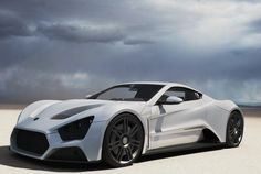 Zenvo ST1 Side HQ Photo Wallpaper | HD Car Wallpaper