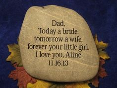 Engraved wedding anniversary gifts stones rocks gifts for couples