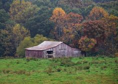 Tennessee barns