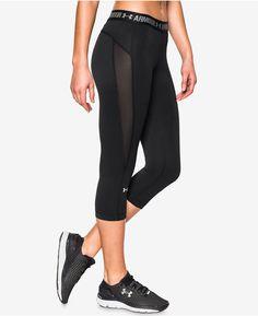 Under Armour CoolSwitch HeatGear® Capri Leggings