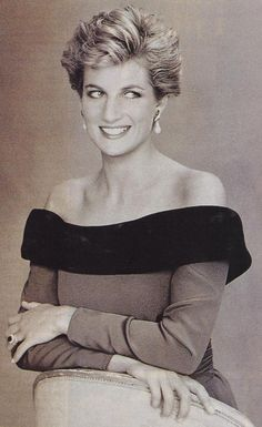 HRH~Princess Of Wales, Princess Diana