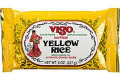 I'm learning all about Vigo Yellow Rice at @Influenster!