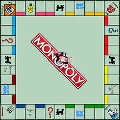 The Streets In The Board Game Monopoly Are Named After