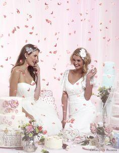 Luna Novias 2013 bridal collection