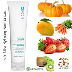 My favorite Arbonne product ever! With the added benefits of pumpkin mango carrot strawberry and kiwi botanicals this hand cream leaves my skin feeling hydrated and healthy all day long  albinaileeva.com . . #hydration #skincare #handcare #handcream #botanicals #pure #safe #beneficial #arbonne #fc5 #healthy #notoxins #vegan #carrots #pumpkin #mango #kiwi #strawberry