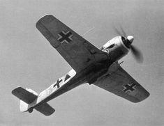 German fighter-bomber Focke-Wulf Fw.190A-5
