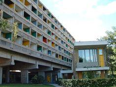 1000 images about paris on pinterest city guides le corbusier and paris f - Maison du bresil paris ...