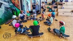 Skateboard Kurse/Sommerferien