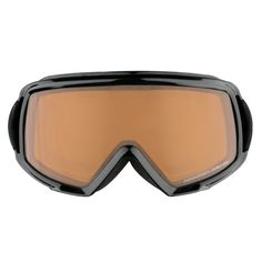 polarized snowboard goggles 0tnw  Bogner Snow Goggles Light Black  Mens & Womens Ski Goggles