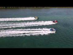 The Amphibious ATV - Hammacher Schlemmer