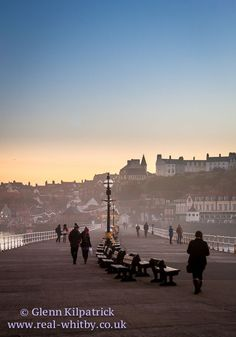 A Beautiful February Afternoon In Whitby - Real Whitby - Post Anything You Like Here. - Real Whitby Forums Sponsored By Whitby Pie And Mash