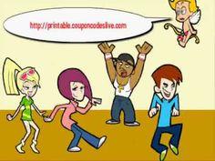 The Harlem Shake - Cartoon Style