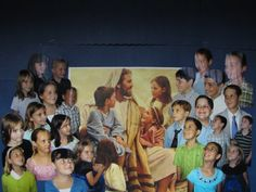 LDS Primary Helps: BULLETIN BOARD IDEAS