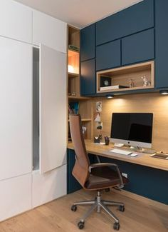 Home office decor is a very important thing that you have to make percfectly in your house. You need to make your home office decor ideas become a very awe Industrial Office Design, Industrial House, Industrial Interiors, Office Interior Design, Home Office Decor, Office Interiors, Home Decor, Office Designs, Industrial Table
