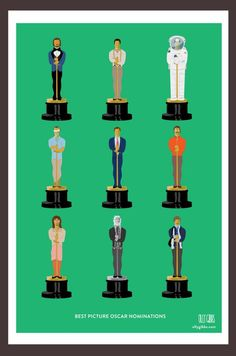 The website for award-winning designer and illustrator Olly Gibbs. Best Picture Nominees, Type Treatments, London Museums, Collage Illustration, Christian Bale, Doctor Strange, Jurassic World, Great Movies