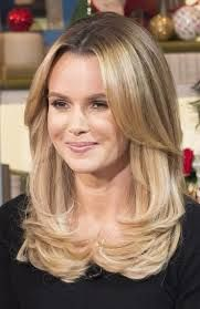 Image result for amanda holden ombre