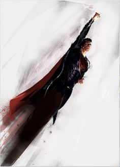 Man of Steel by Jock