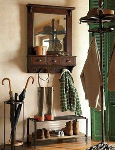 Entryways on Pinterest