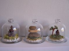 Terrariums, Craft Items, Snow Globes, Fantasy, Facebook, Mini, Crafts, Home Decor, Manualidades