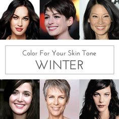 Color For Your Skin Tone: Winter - 30 DAY SWEATER