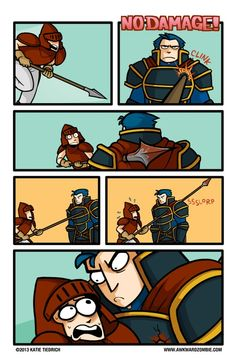 My advice: don't mess with Hector.
