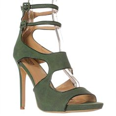 Signature Ayemeline Dress Sandals - Emerald ** Continue to the product at the image link. (This is an affiliate link and I receive a commission for the sales)