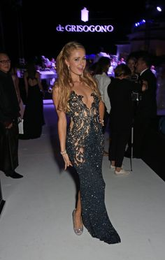 Pin for Later: Seht die Stars in ihren schönsten Roben beim Filmfest in Cannes Paris Hilton
