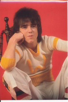 STUART WOODY WOOD BAY CITY ROLLERS 4 X 6 real photo – ZTAMS