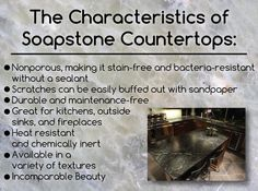 Charcoal Gray Soapstone Counter Tops Renovations Are