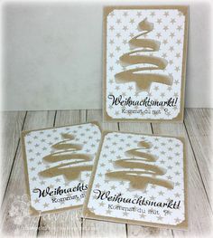 Kulricke ATC N + ATC 4 Stanze, Kulricke Weihnachtsbaum Stanze, Kulricke Advent Clear Stamps, Kulricke Designpapier