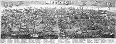 Almada Virtual Museum: Iconografia de Lisboa (3.ª parte)