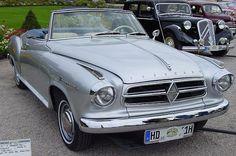 1961 Borgward Isabella TS Cabrio