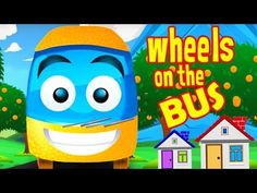 (34) Wheels On The Bus Compilation | Cartoon Nursery Rhymes | Baby Songs | Rhymes For Toddlers Kids - YouTube