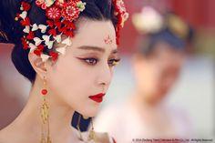 セクシーすぎて中国で話題騒然! 「武則天-The Empress-」7月より日本初放送決定!|チャンネル銀河 歴史ドラマ・サスペンス・日本のうたのプレスリリース